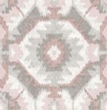 Theory Wallpaper Kazac 2902-25550 By A Street Prints For Brewster Fine Decor